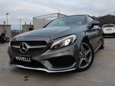 usata Mercedes 220 Classe C C4Matic Automatic Cabrio Premium
