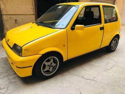 usata Fiat Cinquecento Sporting