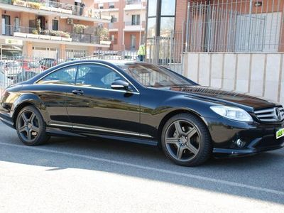 usata Mercedes CL500 Classe4matic Sport Usato