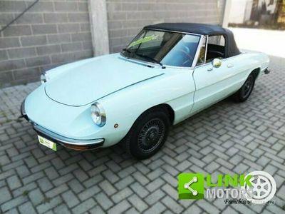usata Alfa Romeo GT Junior Spider 1.3- Duetto 2^ serie -
