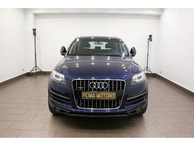 usata Audi Q7 3.0 V6 TDI 245 CV clean diesel quattro tiptronic A