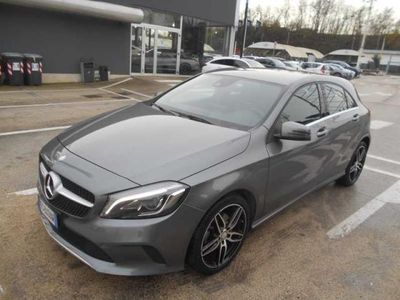 usata Mercedes A200 d Sport LED, TELECAMERA, NAVI, P. LUCI, 18'' AMG,