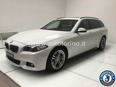 brugt BMW 520 SERIE 5 TOURING d touring xdrive Msport 190cv auto