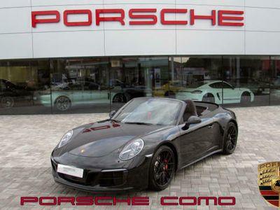 usata Porsche 911 Carrera 4 GTS 991 Cabriolet-IVA ESPOSTA-FULL OPT