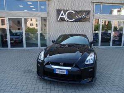 usata Nissan GT-R 3.8 V6 Black Edition Benzina