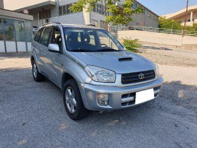 usata Toyota RAV4 2.0 TDI D-4D cat 5 Sol,4x4