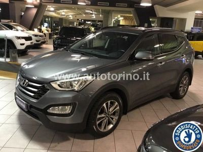 brugt Hyundai Santa Fe 2.2 crdi Style 4wd auto