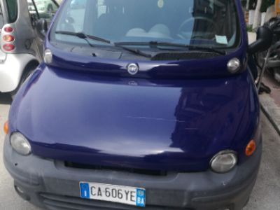 usata Fiat Multipla JTD