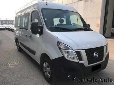 brugt Nissan NV400 33 2.3 dci 145cv pm-tm bus 9 posti diesel