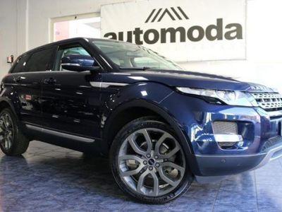 """usado Land Rover Range Rover evoque 2.0 Si4 5p. Dynamic """"TUTTI TAGLIANDI """""""