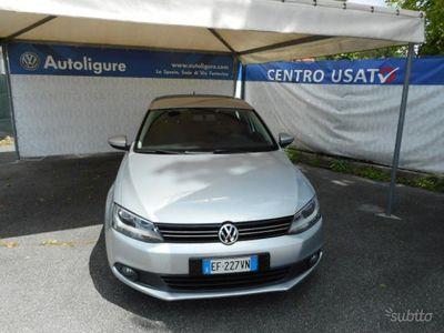 used VW Jetta 1.6 TDI BlueMotion Technology