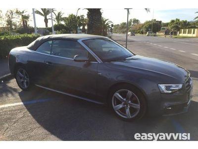 gebraucht Audi A5 Cabriolet coupè 2.0 tdi 177 cv multitronic business plus diesel