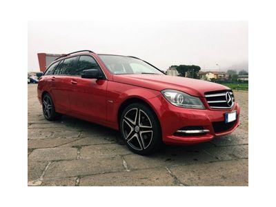 usata Mercedes C200 CDI S.W. BlueEFFICIENCY Elegance