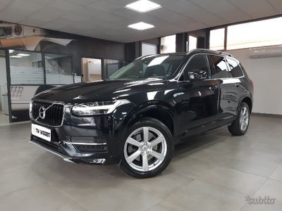 brugt Volvo XC90 D5 AWD Geartronic 7 posti - 2016