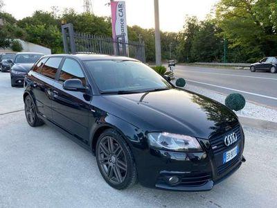 usata Audi A3 SPB 2.0 TDI 170 CV S.Line