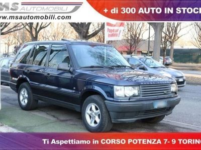 brugt Land Rover Range Rover 2.5 turbodiesel 5 porte DT TETTO AUTOMATICO PELLE