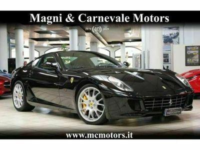 usata Ferrari 599 GTB FIORANO F1|1 OWNER|CARBO|LEDS|SCUDETTI