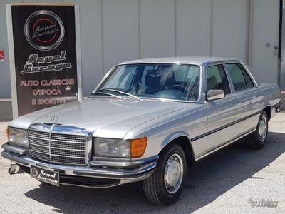 używany Mercedes 280 se automatica w116 -asi- 1976