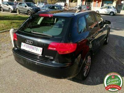 usata Audi A3 Sportback 2.0 16V TDI Ambiente usato