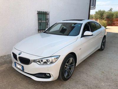usata BMW 420 d Serie 4 G.C. xDrive Luxury