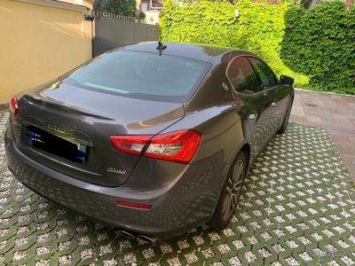brugt Maserati Ghibli 275cv 3.0 diesel
