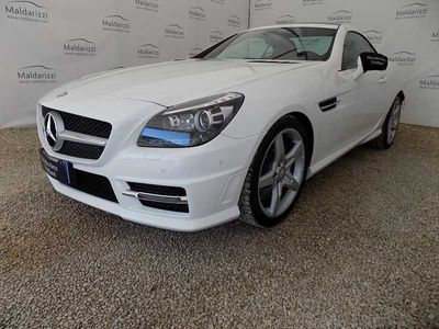 begagnad Mercedes 250 SLK Classe (R172)CDI Premium