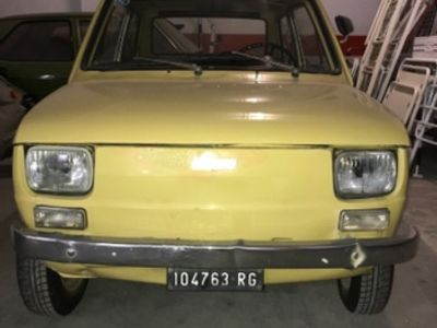 second-hand Fiat 126 - Anni 76