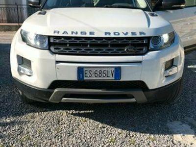 usata Land Rover Range Rover evoque Range Rover Evoque 2.2 eD4 Coupé Black & White Limited Ed.