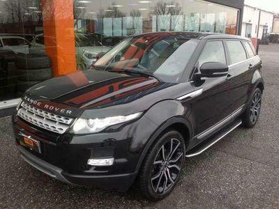 usata Land Rover Range Rover evoque 2.2 TD4 5p. Pure Tech Pack