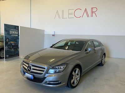usata Mercedes CLS250 CDI SW BlueEFFICIENCY