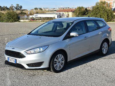 second-hand Ford Focus sw 1.5 tdci 95 cv s&s sensori parcheggi