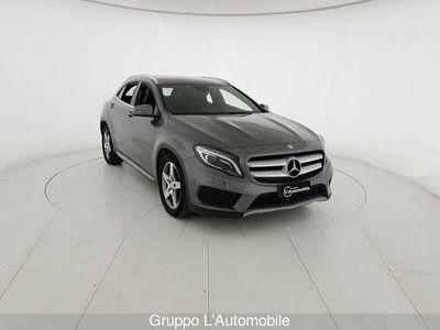 usata Mercedes 200 GLA GLA-X156 2014d (cdi) Premium 4matic auto