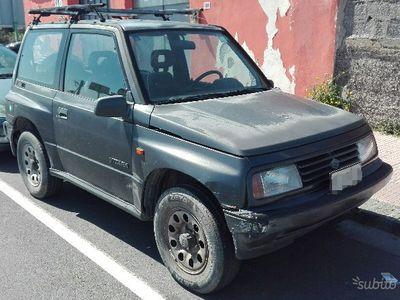 begagnad Suzuki Vitara 1.6 Benzina 1993