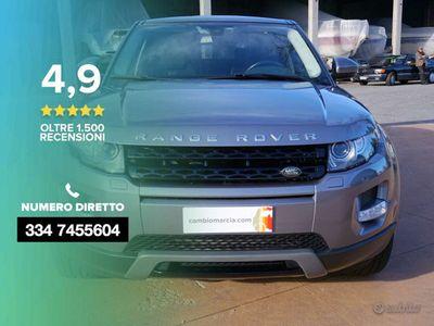 usata Land Rover Range Rover evoque 2.2 Sd4 5p. Presti