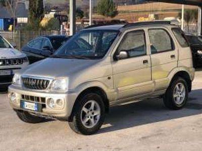 usata Daihatsu Terios 1.3i 16V cat 4WD SX Benzina