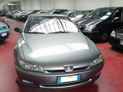 used Peugeot 406 Coupe 2.0i 16V cat Coupé Plus