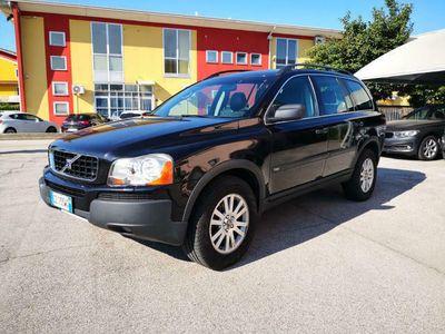 used Volvo XC90 2.4 D5 185 CV AWD aut. *TAGLIANDI *