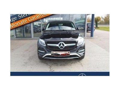 usata Mercedes GLE400 400 4m Comand Coupé Navi Panoram Usato