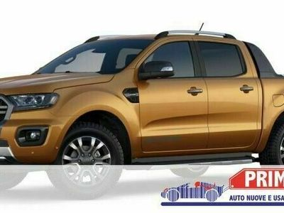 usata Ford Ranger MY21 2.0 TDCi 213 AT Wildtrak Doppel-Kab. Navi. LE