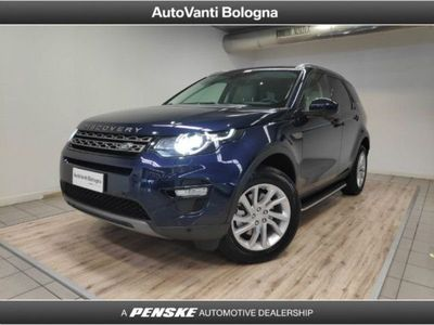 usata Land Rover Discovery Sport ANDERE2.0 TD4 180 CV Auto Business