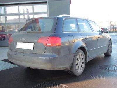 usata Audi A4 Avant 2.0 TDI F.AP. del 2005 usata a Grumello del Monte