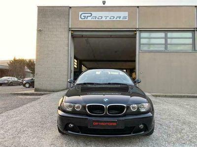 usata BMW 318 Cabriolet i 143CV MODELLO RESTYLING!