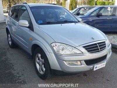 usata Ssangyong Kyron Kyron/New Kyron New2.0 XVT 4WD Luxury