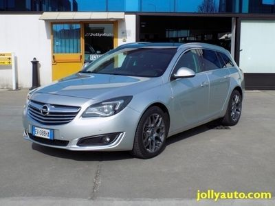 second-hand Opel Insignia 2.0 CDTI 140CV Eco 104gr. Sports Tourer Cosmo Busi