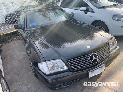 second-hand Mercedes SL320 cat benzina