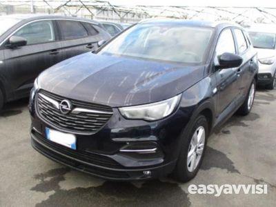 begagnad Opel Grandland X Grand Land X1.6 diesel Ec