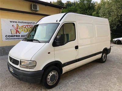 usado Opel Movano 35 2.2 DTI PL-TA Pianale Cabinato