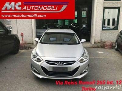 usata Hyundai i40 Wagon 1.7 CRDi 115CV Comfort rif. 8505074