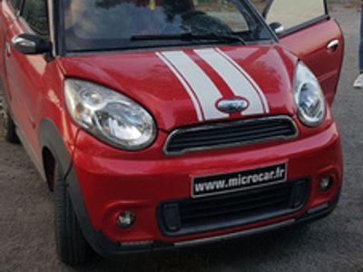 usata Microcar M8 dci -clima-airbag-