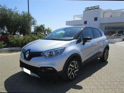 used Renault Captur 1.5 DCI ENERGY ZEN 90CV EDC